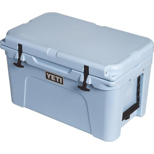 Yeti Tundra 45, 28-Can Cooler, Ice Blue