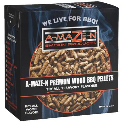 A-Maze-N 2 Lb. Cherry, Hickory, Maple Wood Pellet