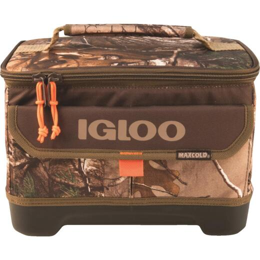 Igloo RealTree MaxCold Lunch-2-Go Camouflage Soft-Side Cooler (12-Can)