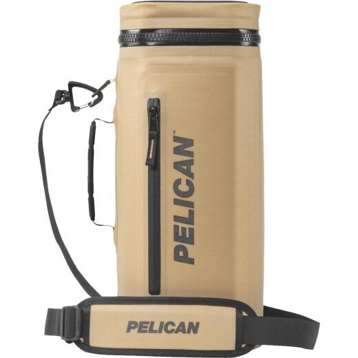 PELICAN Dayventure 12-Can Sling Soft-Side Cooler, Coyote