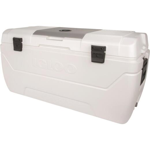 Igloo MaxCold 165 Qt. Cooler, White