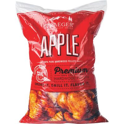 Traeger 20 Lb. Apple Wood Pellet