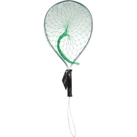 SouthBend 9-3/4 In. W. x 14 In. L. x 17 In. D. Nylon Trout Fishing Net with Aluminum Frame