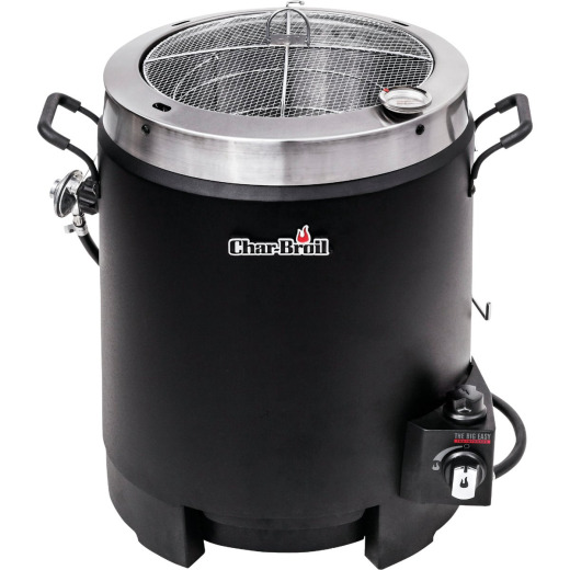 Char-Broil Big Easy 16 Lb. Stainless Steel Oil-Less Turkey Outdoor Fryer