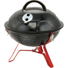 Kay Home Products Vortex Black 140 Sq. In. Charcoal Portable Grill Image 1