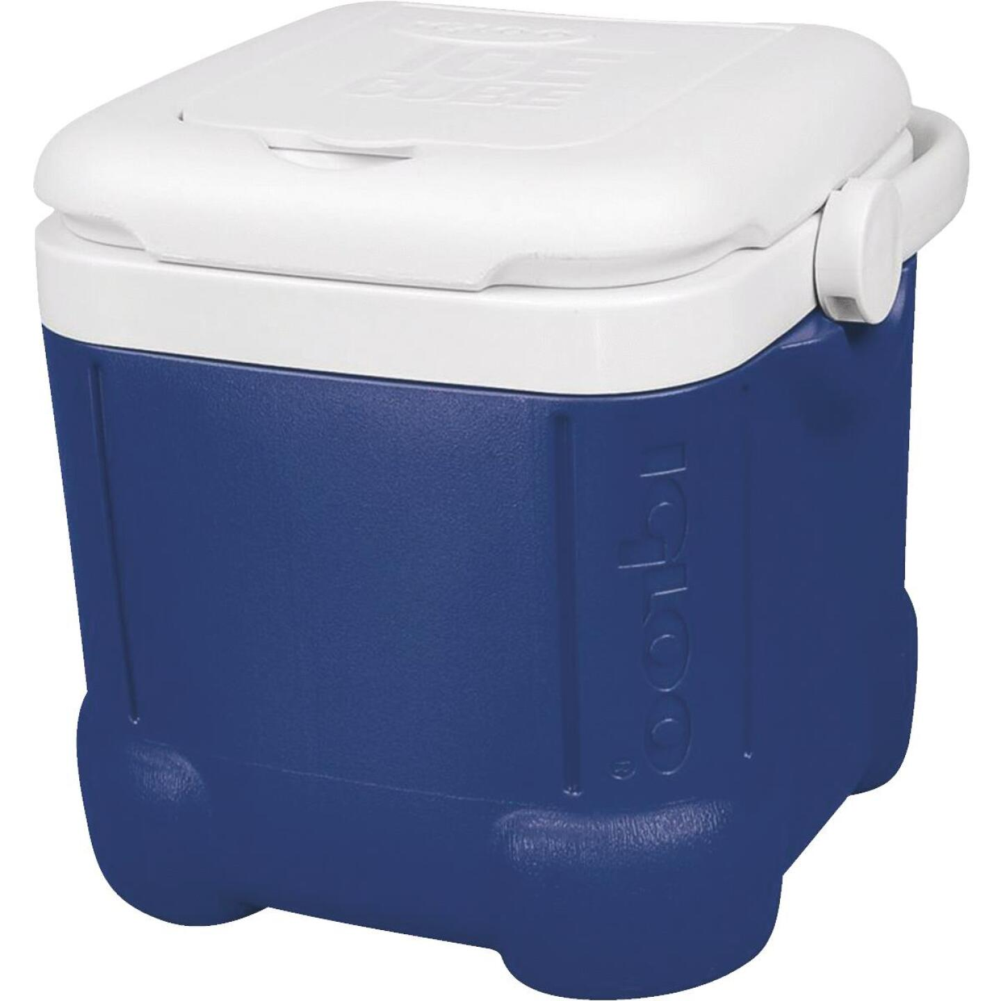 Igloo Ice Cube 12 Qt. Cooler, Blue Image 1