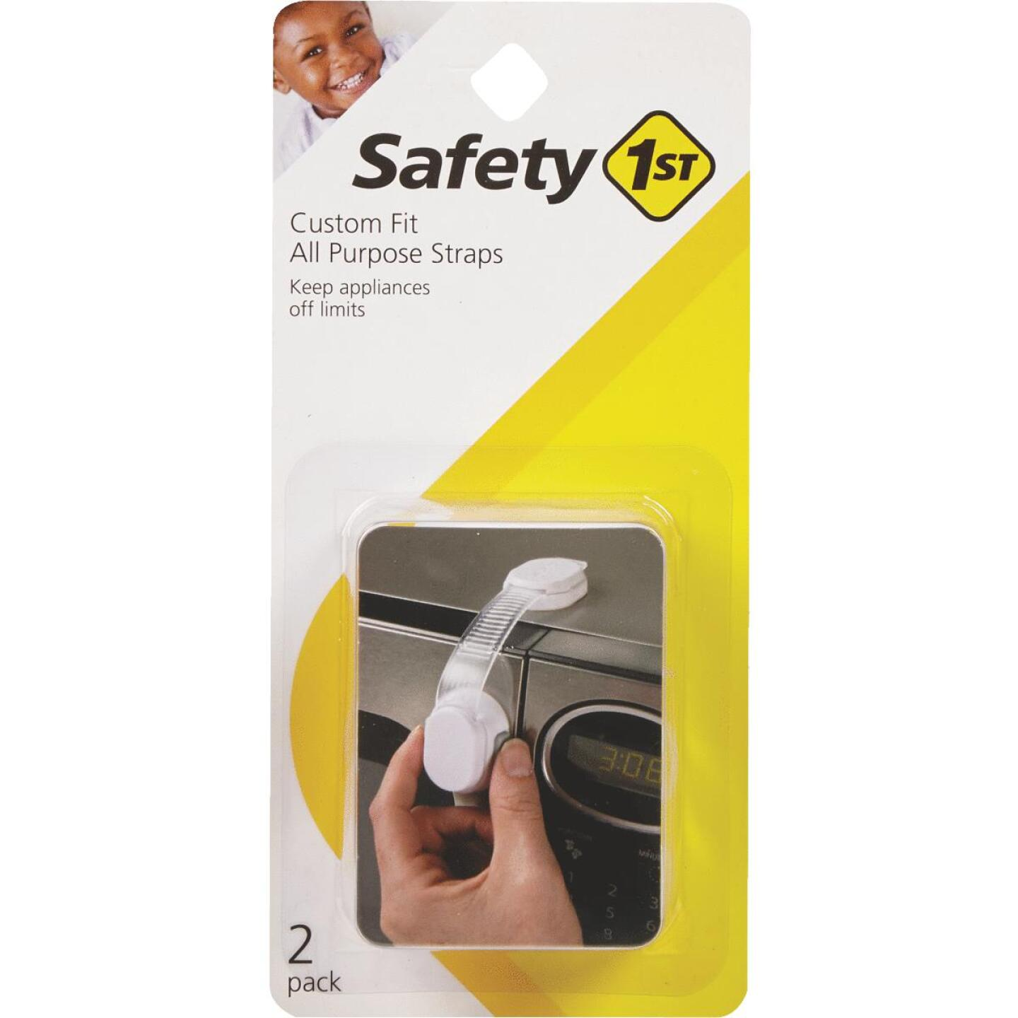 Safety 1st Custom Fit All Purpose Strap (2-Pack) Image 1