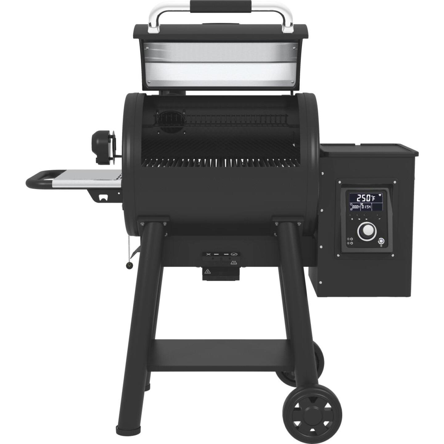 Broil King Regal Pellet 400 Black 690 Sq. In. Grill Image 4