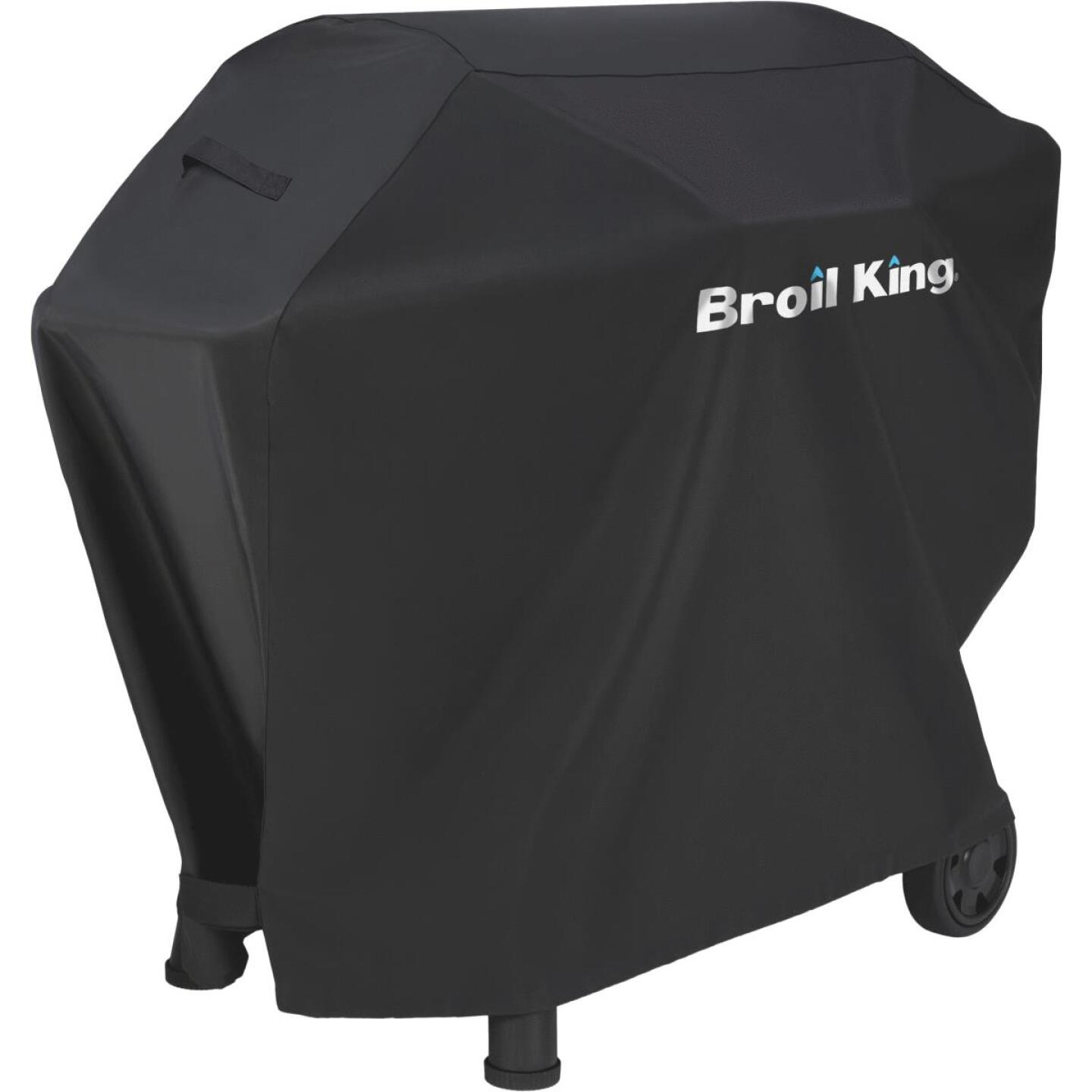 Broil King Baron Pellet 500 49 In. Black Grill Cover Image 3