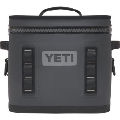 Yeti Hopper Flip 12, 13-Can Soft-Side Cooler, Charcoal