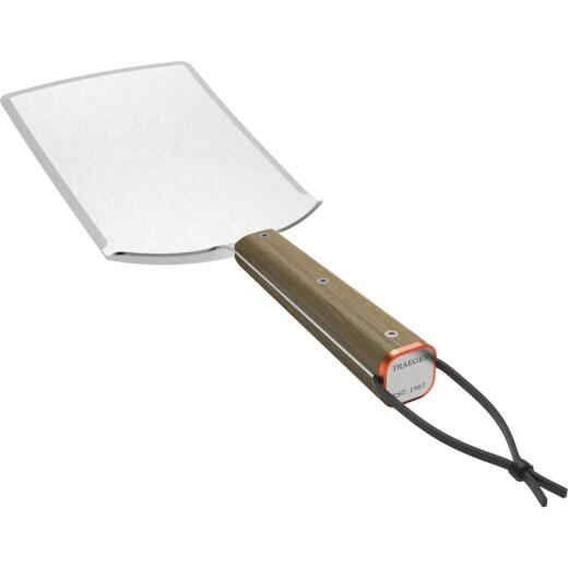 Traeger 6 In. x 10 In. Stainless Steel Grill Spatula