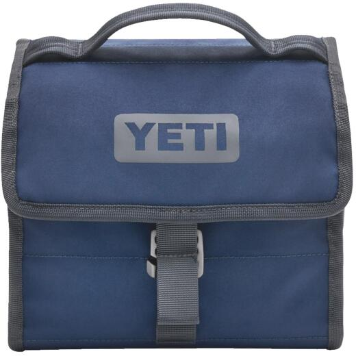 Yeti 6-Can Navy 8.75 In. x 5.75 In. x 8.75 In. Soft-Side Cooler