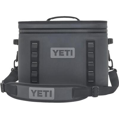 Yeti Hopper Flip 18, 20-Can Soft-Side Cooler, Charcoal