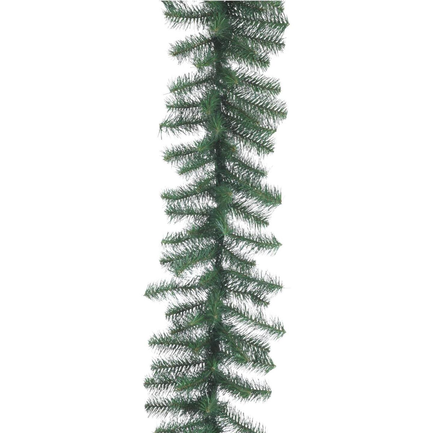 Sterling 9 Ft. Canadian Pine Garland Image 1