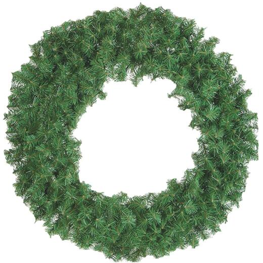 Gerson 36 In. Canadian Pine Artificial Wreath