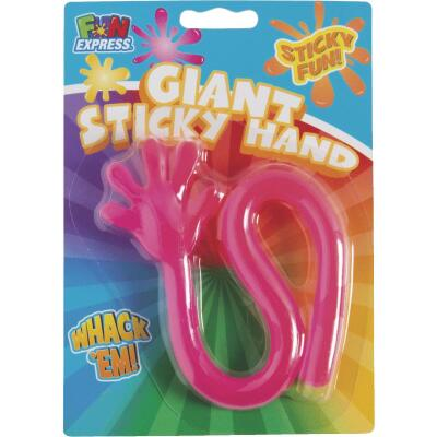 Fun Express Giant Sticky Hand